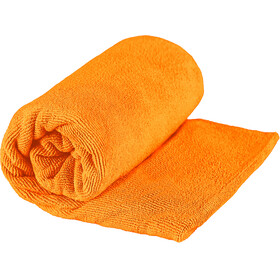 Sea to Summit Tek handdoek S oranje